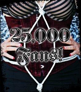 25000fans